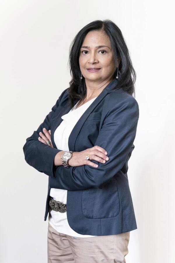 Mira C. Sadanand